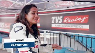 TVS Women's Training and Selection   Mumbai