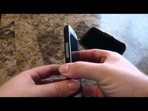 Samsung Galaxy S3 Case Review (Ebay Generic Holster/Case)