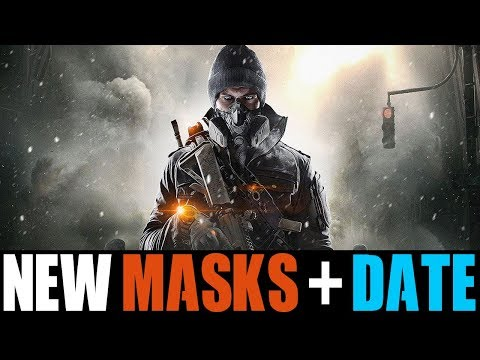 THE DIVISION | GLOBAL EVENT ONSLAUGHT RELEASE DATE, GEAR SETS & MASKS (EVERYTHING YOU NEED TO KNOW)