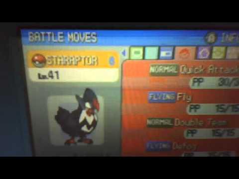 pokemon platinum giveaway part 3