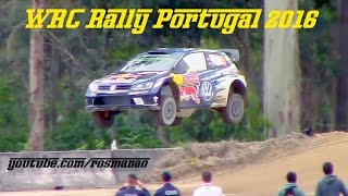 WRC Rally Portugal (Pure Sound, Jumps & Show) Full HD