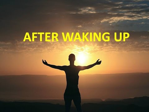 What to do after waking up early | Morning routine | How to have a good day | Morning Ritual