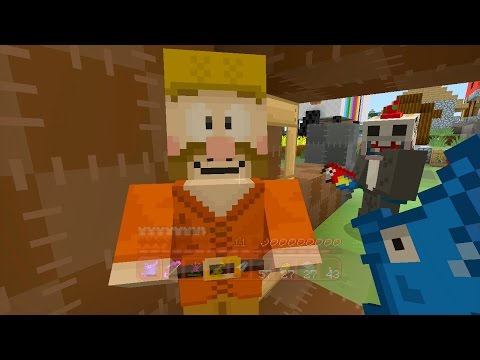 Minecraft Xbox - Quest For A New Look (47)