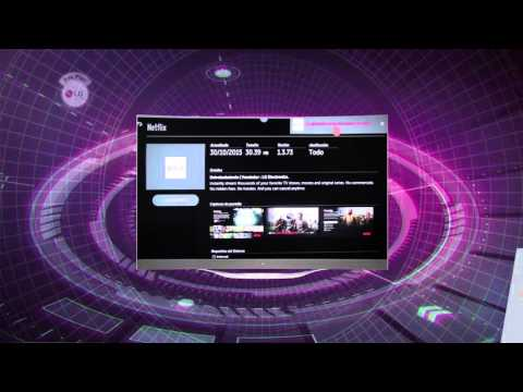 NETFLIX en tu Smart TV   TV LG