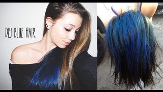 Diy Blue Hair