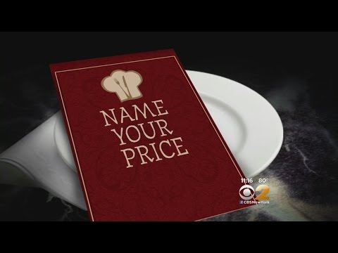 Name Your Own Price Restaurant