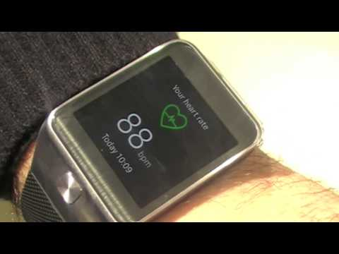 Review Samsung Galaxy Gear 2 MWC 2014 Summary At home