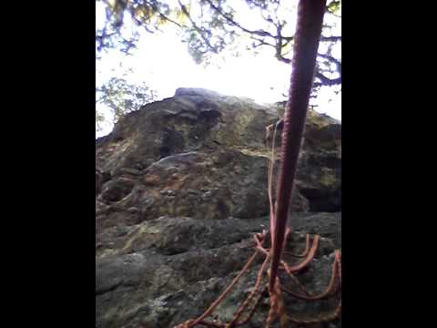 Climbing in Berkeley!