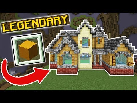 $10 MILLION DOLLAR MANSION TOUR! (Minecraft Build Battle)