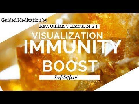 Visualization - Immunity booster - guided meditation