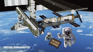 Life on Board the International Space Station: from launch to return - A vida na estação espacial
