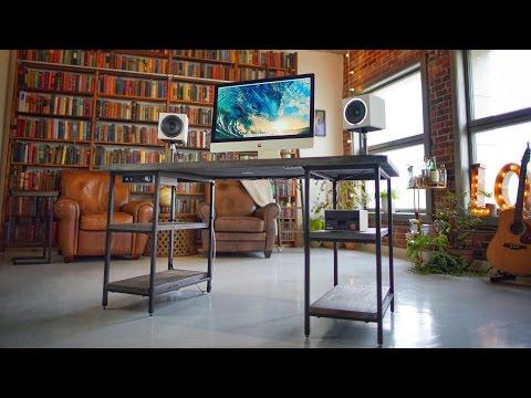 Dream Desk - Retro Apple Setup