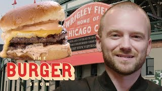 Download Sean Evans Tastes the Best Burgers in Chicago | The Burger Show Video