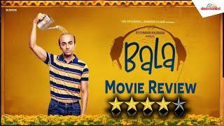 Bala Movie Review | Ayushmann Khurrana, Bhumi, Yami | Dinesh Vijan | Amar Kaushik #TutejaTalks