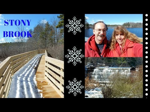 Stony Brook Mass Audubon ~ Late Winter Walk