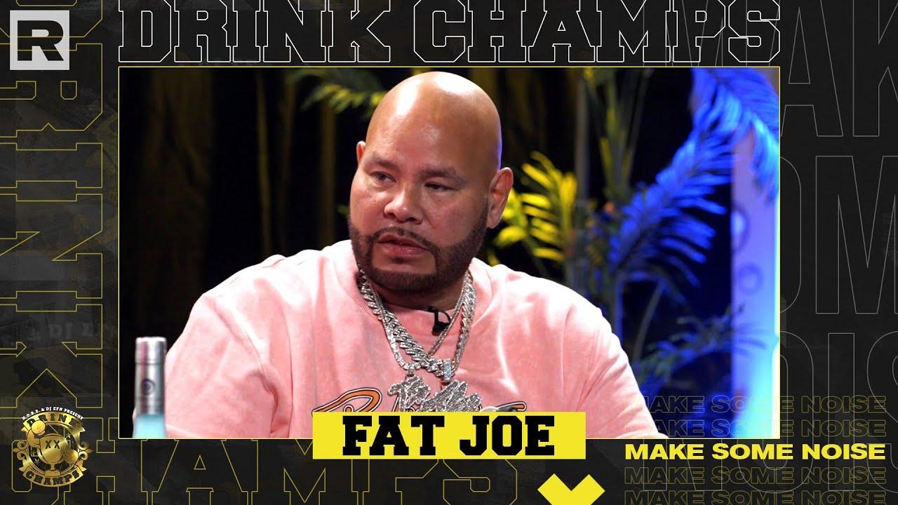 Fat Joe & Pistol Pete On DMX, DJ Khaled, Big Pun, Pete's French Montana Beef & More | Drink Champs