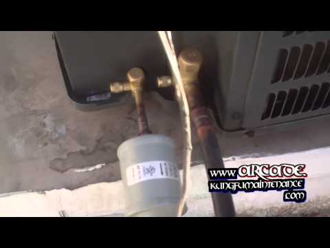 Most Often Source Cause Of Air Conditioner Freon Refrigerant Leaks Best Place Check First And Last