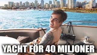 SÅ SER EN YACHT FÖR 40 MILJONER UT. DEL 2
