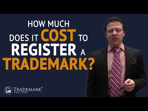 How Much Does It Cost to Register a Trademark? | Trademark Factory® FAQ