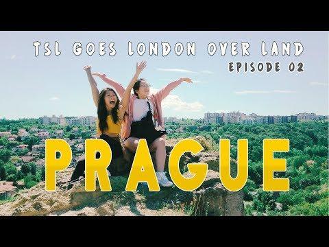 Exploring Prague & Truffle Hunting   Singapore To London OVER LAND!   EP 2