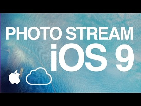 How to Reset/Delete Photo Stream in iOS 9 iPhone iPad iPod