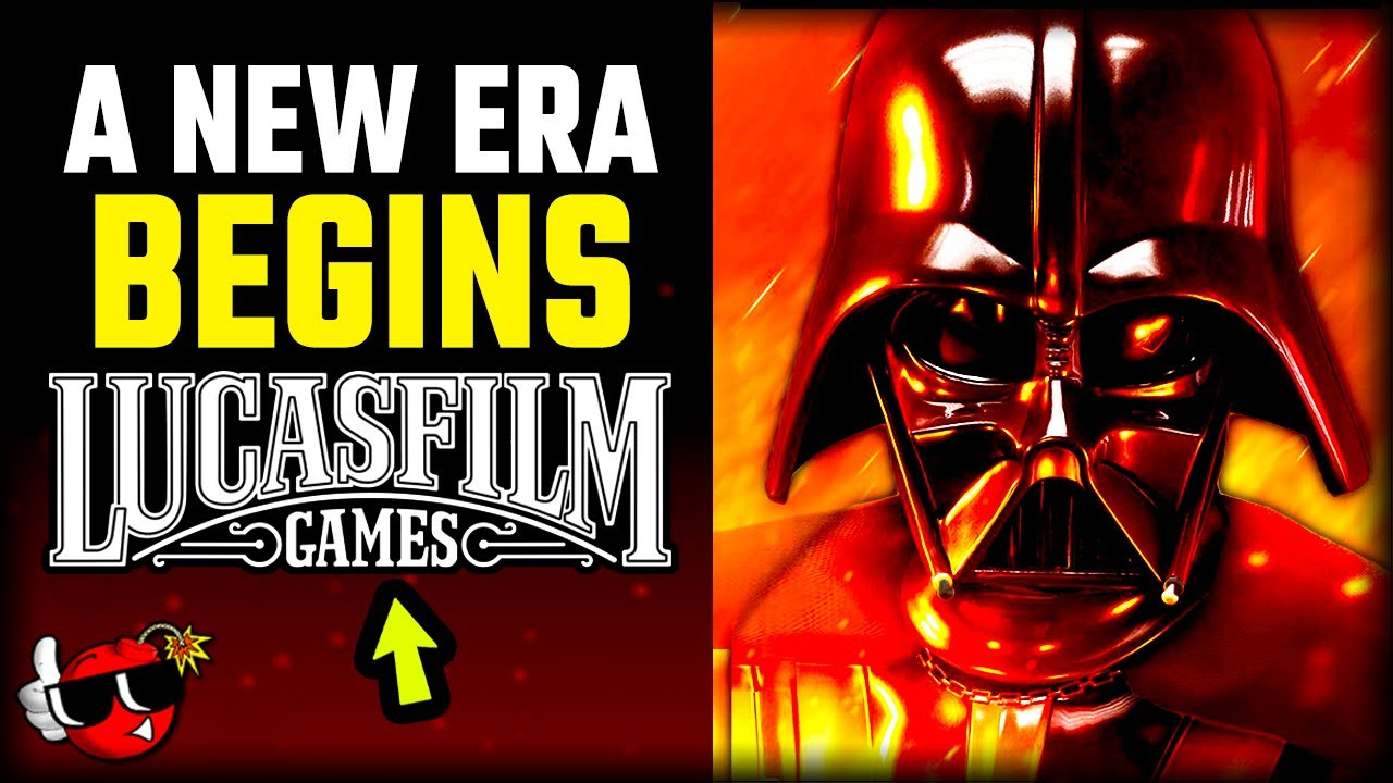 Lucasfilm Games are BACK!.. and why it's a BIG DEAL