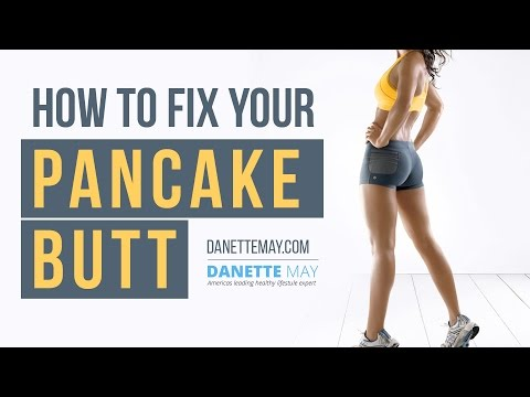 How To Fix Your Pancake Butt