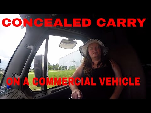 Concealed Carry on a Truck
