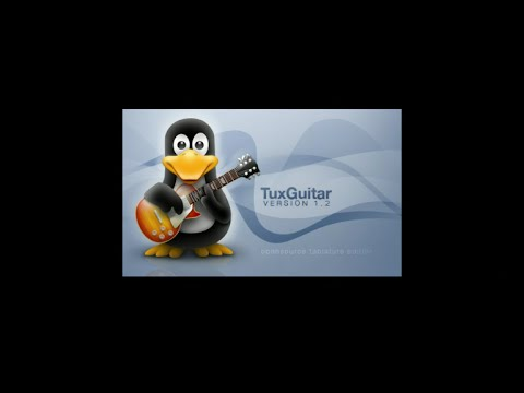 Tux Guitar - How To Download and Install