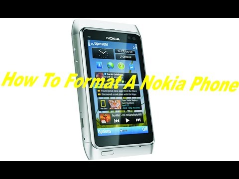 Format a Nokia Mobile Fastly