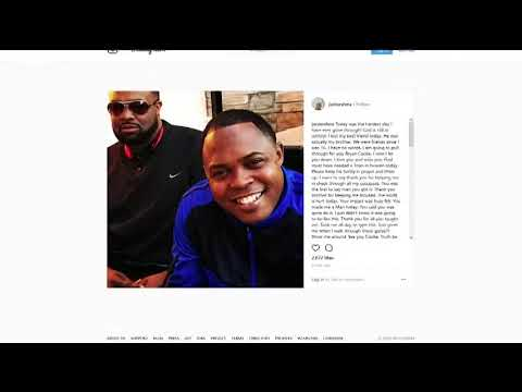 Junior on Steve Harvey's morning show finds assistant dead at Atlanta hotel