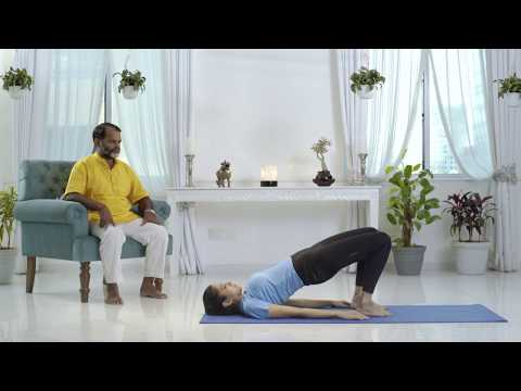 Setu Bandhasana - Yoga for Men's Fitness, premature ejaculation, PE