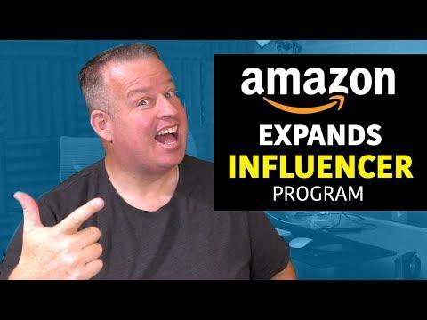 Amazon Wants More Creators - Amazon Expands Influencer Program