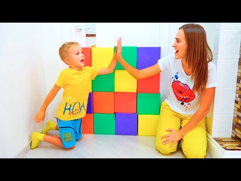 Xxx Mp4 Vlad And Nikita Play With Toys Hide And Seek With Mom Compilation Video For Kids 3gp Sex