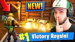 *NEW* SECRET MINES in Fortnite: Battle Royale! (SHIFTY SHAFTS)