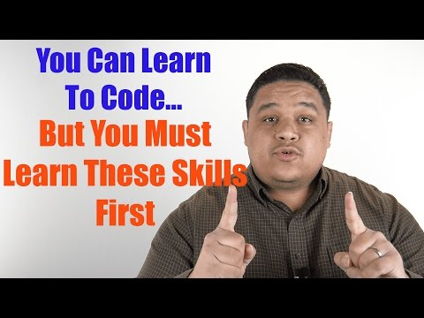 How To Learn Software Development - Learn These Skills First