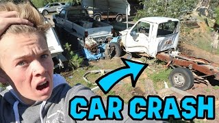 THE DAY I NEARLY DIED!