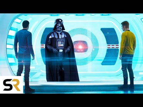 STAR WARS VS STAR TREK Trailer - Battle For The Galaxy (Fan Trailer)