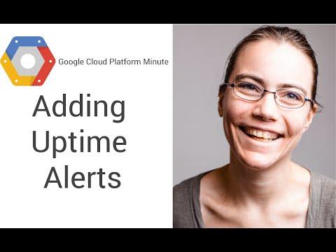 Adding Uptime Alerts