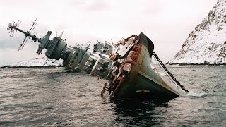 9 Strange Abandoned Ships and Planes