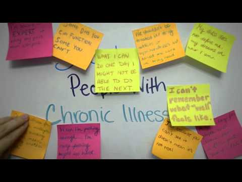 Secrets of People With Chronic Illnesses