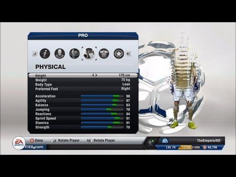 Fifa 13 Pro Clubs Emperial FC - An Arab Star Is Born