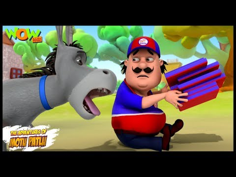 Pizza Boys | Motu Patlu in Hindi WITH ENGLISH, SPANISH & FRENCH SUBTITLES | As seen on Nick