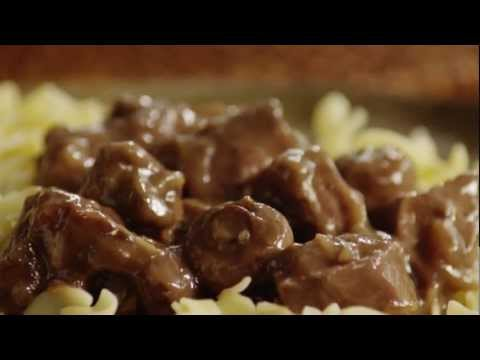 How to Make Beef Tips and Noodles   Allrecipes.com