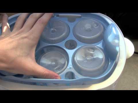Dr Brown Bottle Sterilizer Review