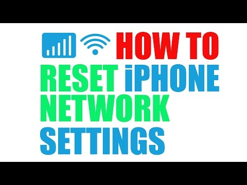 How To Reset Network Settings On iPhone 7 and iPhone 7Plus