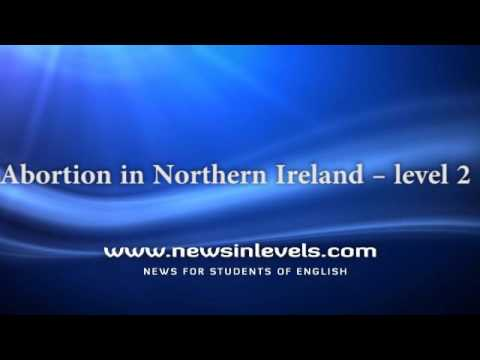 Abortion in Northern Ireland – level 2