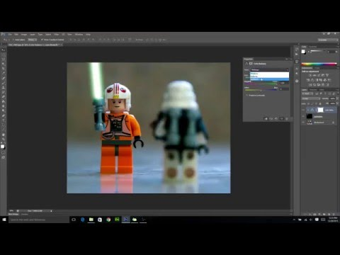 Tutorial: Build a lightsaber in Adobe Photoshop