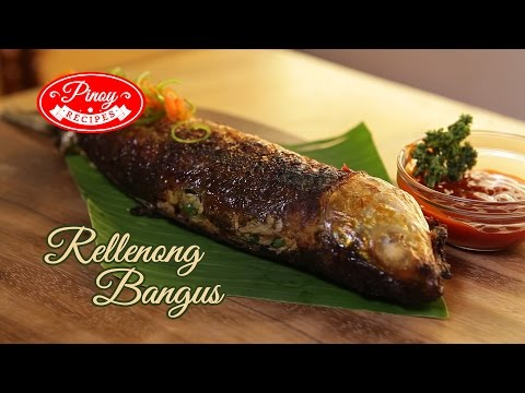 Rellenong Bangus Pinoy Recipe : How to cook Rellenong Bangus | Pinoy Recipes