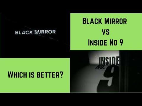 Black Mirror versus Inside No.9 - a comparison